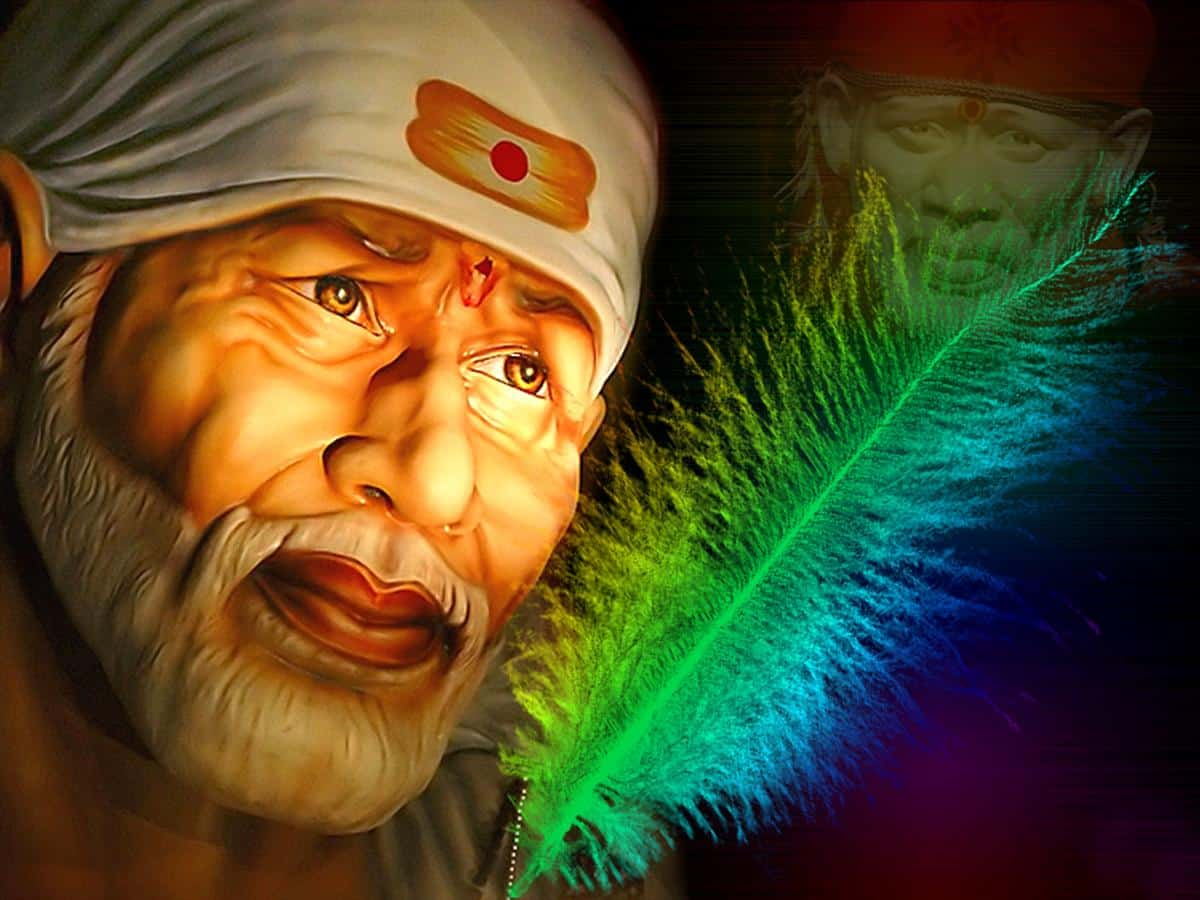 Download Sai Baba Latest Wallpapers Gallery: Finally Marriage Took Place - Sai Devotee From India