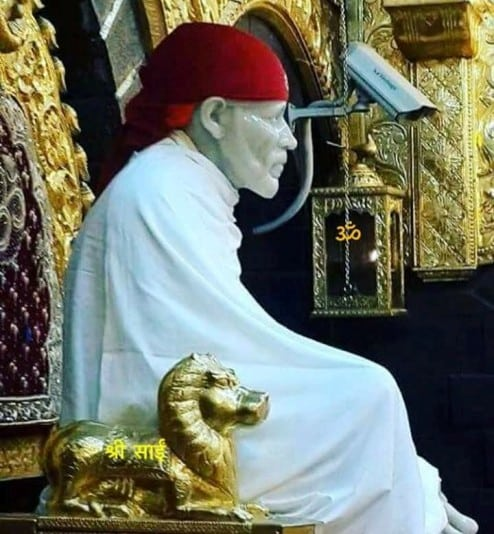Sai Baba is Everywhere.