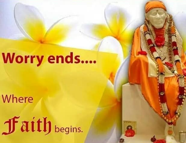 Keep Faith in Sai.