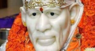 Sai Nath Blessings.