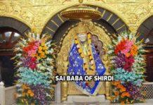 Revelation of Lord Sri SaiBaba.