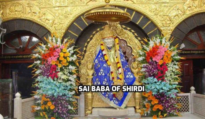 Revelation of Lord Sri SaiBaba.