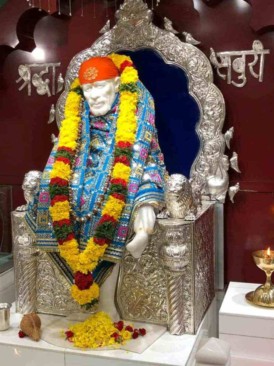 Saibaba's Divine Blessings - A Devotee Expereince