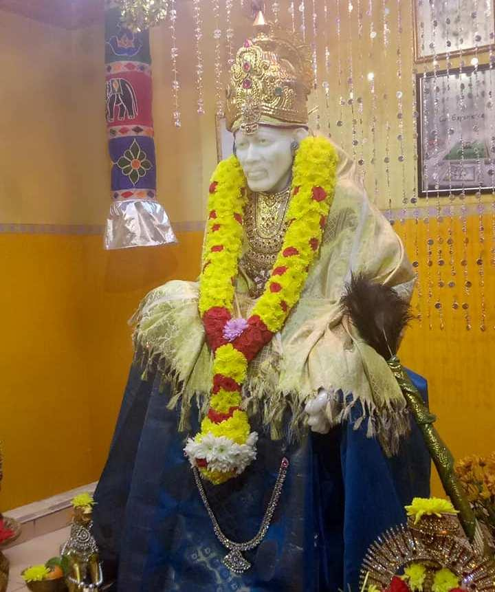 Shirdi Sai is Universal Protector.