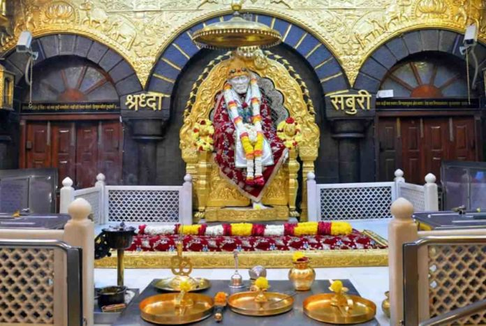 Sai Baba is always with Us.